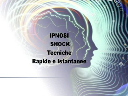 Corso di Shock Induction